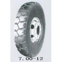 China 7.00-12 Pneumatic Forklift Tire Tyre wholesale