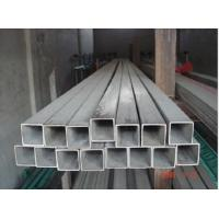 China Hollow Section GB / T13793 / T3091 / T6728 / T6725 galvanized Welded Steel Pipes / Pipe on sale