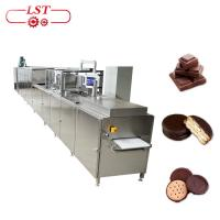 China PLC Controlled Automatic Chocolate Making Machine With Remote Control System wholesale