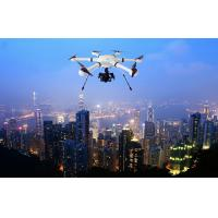 China Hexacopter Carbon Fiber Unmaned Aerial Vehicles for Navy Surveillance and Rescue wholesale