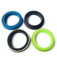 Buy cheap Hammer union fittings Buna/HNBR/FKM 1502 WECO Metal Reinforced Seal Rings from wholesalers