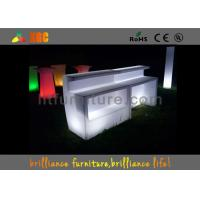 Quality Nail Bar Furniture With Counters Design , Wireless Remote Control for sale