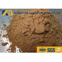 China High Protein Fish Meal Powder Animal Feed Rich Various Vitamins For Dairy Cattle wholesale