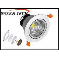 China 15 Watt Dimmable LED Downlights , 3 Inch IP44 Indoor LED Round Downligt wholesale