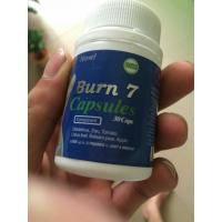 China BURN 7 fat burner quick lose weight best choice for diet herbal slimming pill wholesale