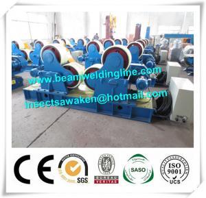 China 30T Pipe Welding Rotator / Manipulator , Pipe Engineering Welding Turning Roller wholesale