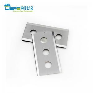 China 43mm Length 0.15mm PP PE PET BOPP Film Cutting Blade wholesale