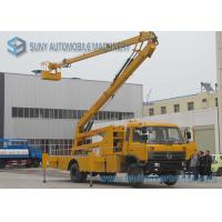 China Dongfeng Aerial Bucket Truck 20 Meter Hydraulic Articulated Booms wholesale