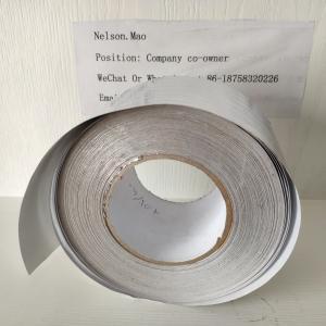 China Durable Heat Resistant Aluminium Foil Tape / Self Adhesive Aluminium Tape on sale