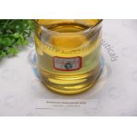 Liquid Yellow Boldenone Undecylenate Male Steroid Hormones 97.0-103.0% Assay