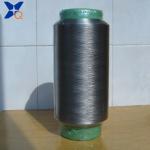 China Pure silver plated conductive nylon filaments 420D/64F anti bacteria socks for varicosity, EMR fabrics-XTAA064 wholesale