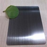 China China supplier hairline black color stainless steel sheet 304 430 grade 4x8 size wholesale