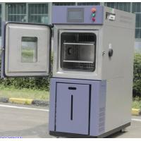 China 150L Rapid Temperature & Humidity Chamber For Environmental Chamber Testing -20°C ~150°C Temp range wholesale