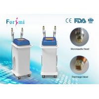 China Face Lifting Fractional RF Microneedle Machine MRF Micro needling 80W high power with 5Mhz Frequency wholesale