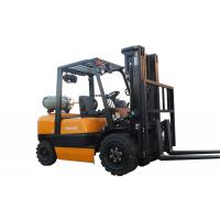 China 4 TON Gasoline And LPG Forklift Powered Pallet Truck With Chinese Engine wholesale