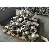 China Quick Delivery Precision Investment Casting , Pump Shell Castings With Alloy Steel Material wholesale