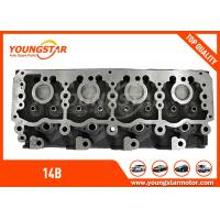 China Engine Cylinder Head For TOYOTA 14B ; TOYOTA  Land Cruiser  Dyna  14B  11101-58040 wholesale