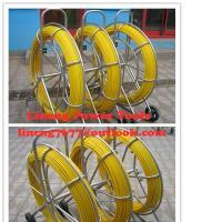 China Fiberglass push pull, Tracing Duct Rods,Duct Rodder on sale