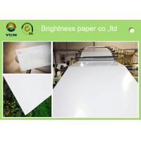 China Moisture Proof Offset Printing Paper / Laser Print Paper for newspaper Anti Curl wholesale