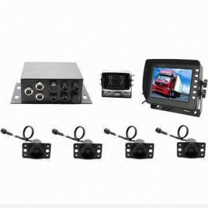 China Parking Sensor System with 5.6-inch Digital LED Monitor, Backup Camera for Safety Parking wholesale