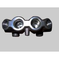 China Automotive Investment Castings , Machineed CNC Milling Parts With Bending / Punching wholesale