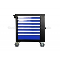 "China mechanic rolling 30"" 7 Drawer Tool Chest Cabinet Toolbox on wheels wholesale"