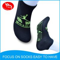 China Custom non slip men socks,cotton socks,non slip ankle socks wholesale