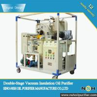 China VFD Hot Sale Transformer Oil Dewatering And Degassing Equipment With Stainless Steel and Available Color on sale