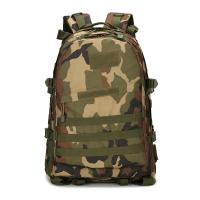 China Upgraded version 3D Military Tactical climbing mountaineering Backpack Camping Hiking Trekking Rucksack outdoor Bag wholesale
