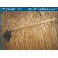 China farming hoe wooden handles, hoe wooden replacement handles wholesale
