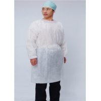 China Personal Protection Polypropylene Disposable Isolation Apparel wholesale