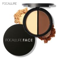 China FOCALLURE Best Skin Bronzer Repair Powder Coating For Face Wholesales Direct From China wholesale