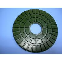 China dry diamond polishing pads, floor diamond polishing pads exportor/supplier/wholesale wholesale