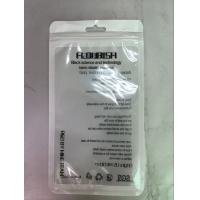 Buy cheap White Pearly Film Foil Ziplock Bags Translucent Visible Yin - Yang Bone Bag from wholesalers