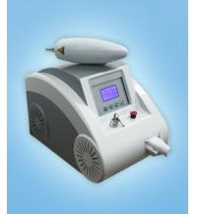 China Q-Switched Nd-YAG Laser 1064nm & 532nm Beauty Machine wholesale