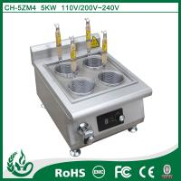 China 2016 hot sales commercial induction pasta cooker wholesale