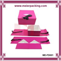 China offest printing recycled cardboard store paper box,premium wine gift box,pop-up paper box wholesale