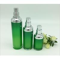 China 15ml 30ml 50ml  acrylic cosmetic packaging bottle acrylic skincare bottle wholesale
