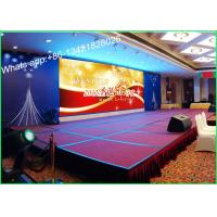 China P5 Full Color LED Stage Panels LED Video Display Screen For Indoor Party Concert wholesale