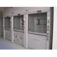 Buy cheap Medicine Modern Chemical Fume Cupboards Stainless Steel Anti - Moisture from wholesalers
