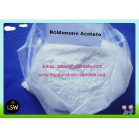 China 99% Purity Boldenone Acetate White Raw Steroids Powder CAS 2363-59-9 For Gaining Muscles wholesale
