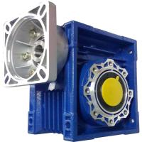 China Light Weight But Sturdy Electric Motor Speed Reducer Gear , Worm Wheel Gearbox wholesale