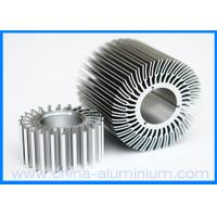 Buy cheap 6000 Series Extruded Heat Sinks Aluminium Extrusion Profiles China Supplier from wholesalers