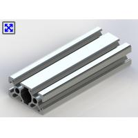 China GB Standard 20 * 40 T Slot Aluminum Profile For Light Duty Structure wholesale