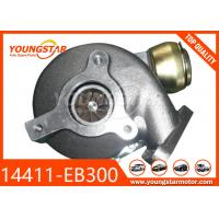 China Nissan Navara GT2056V Car Turbocharger 751243-5002 14411-EB300 14411EB300 wholesale