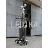 China Aluminum Stand Truss Tower System Lifting Tower Circular Column Manual Elevator wholesale