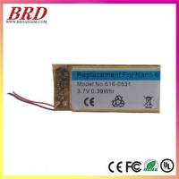 Quality Replacement 3.7V 0.39Whr Battery for iPod Nano 6th 6 Gen 6G for sale