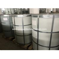 China 0.16 - 3.0 mm Zinc Coated Steel , Hot - Dipped GI Steel Coil / Strip For Fences / Shutters wholesale