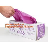 China Pet Dog Waste Poop Bag Eco Friendly Dog Products , Pet Stool Bag With Dispenser wholesale