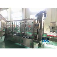 China Professional Packaged Drinking Water Filling Machine 3-10l Bottle Motor Drive wholesale